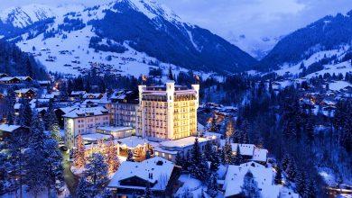 Photo of عروض موسم الأعياد من فندق غشتاد بالاس في سويسرا