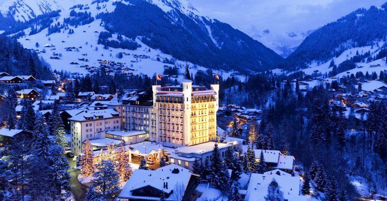 فندق غشتاد بالاس في سويسرا