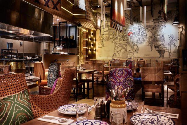 مطعم محلة Mohalla