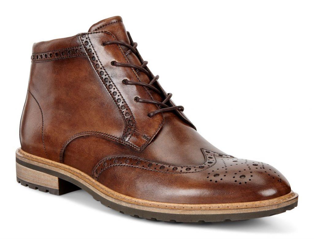 مجموعة الأحذية والاكسسوارات من إيكو للرجال