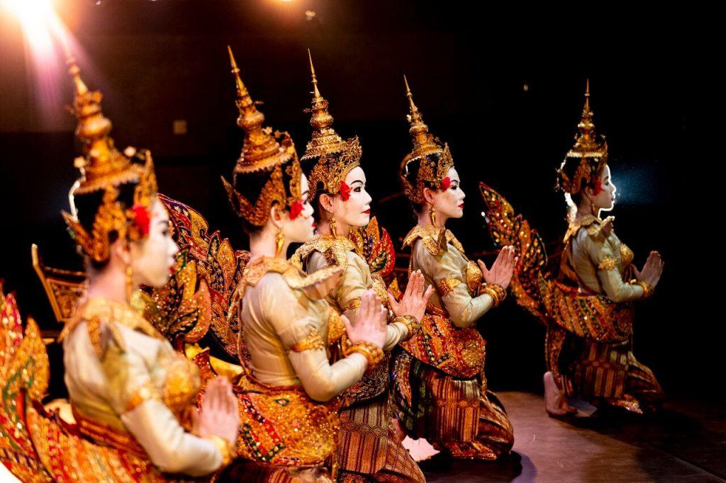 فرقة الباليه الملكية في كمبوديا