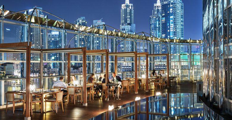 احتفالات رأس السنة الجديدة في فندق أرماني دبي