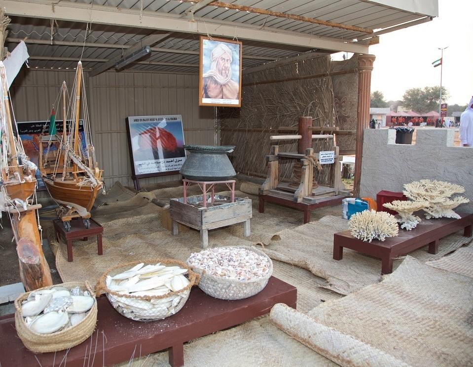 مهرجان عوافي التراثي في رأس الخيمة
