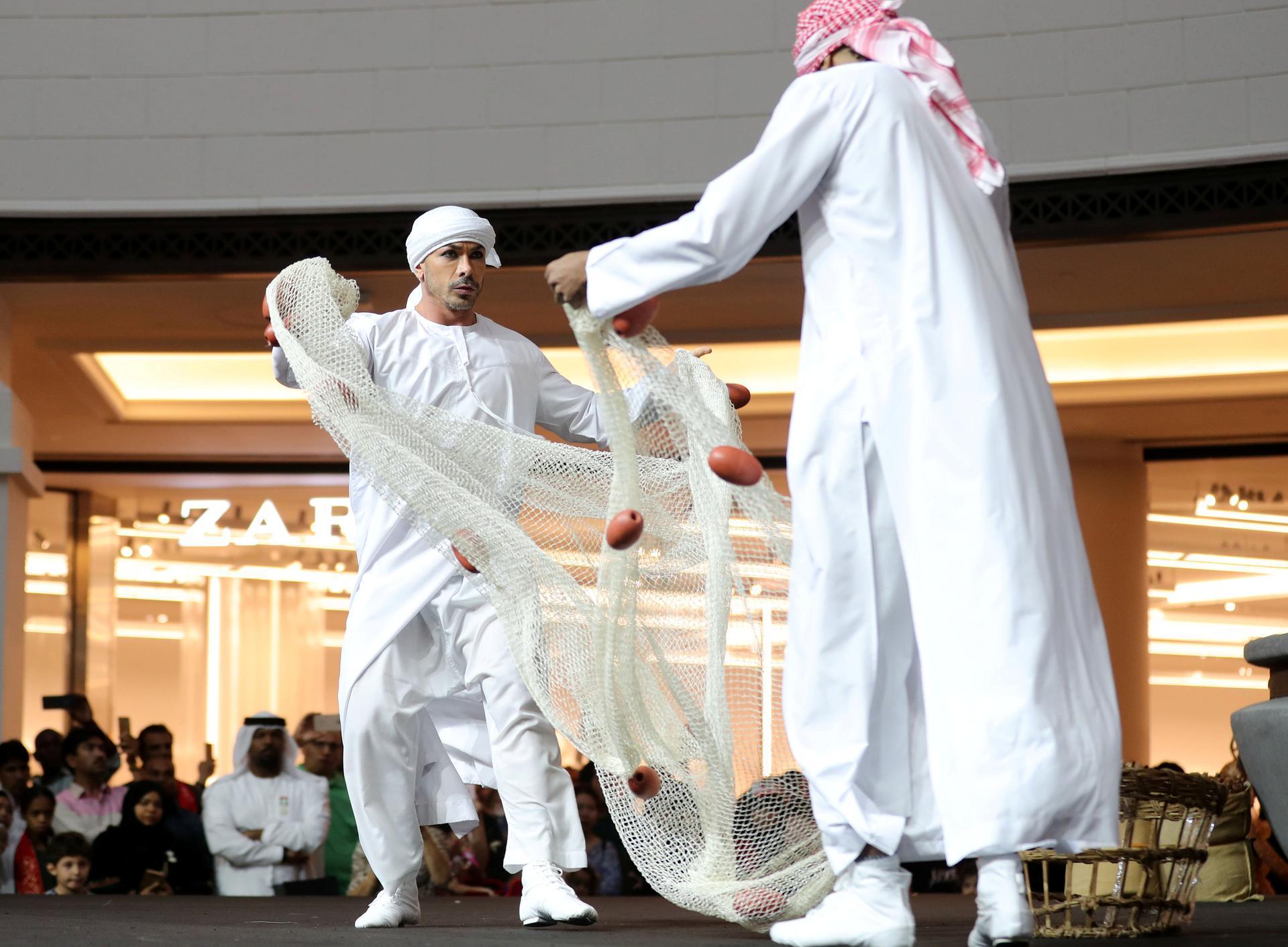 أجمل الصور الملتقطة خلال إحتفالات اليوم الوطني الإماراتي ال 47