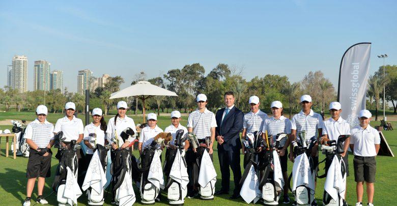 برنامج النخبة لليافعين من نادي الإمارات للجولف