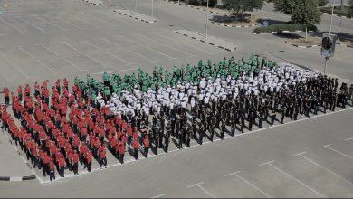 صورة احتفالية دبي أوتليت مول باليوم الوطني الإماراتي