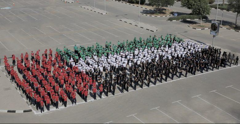 احتفالية دبي أوتليت مول باليوم الوطني الإماراتي
