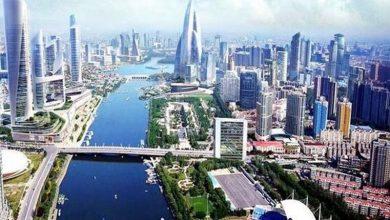 صورة انطلاق عمليات تطوير أعمال إعمار في الصين