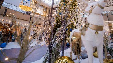 صورة عروض مراكز تسوق ماجد الفطيم في الإمارات خلال موسم الأعياد