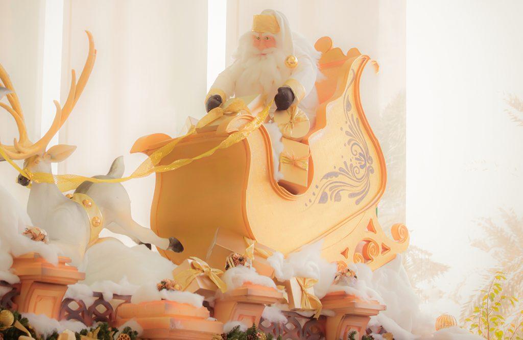 احتفالات الأعياد ورأس السنة في فندق الميدان