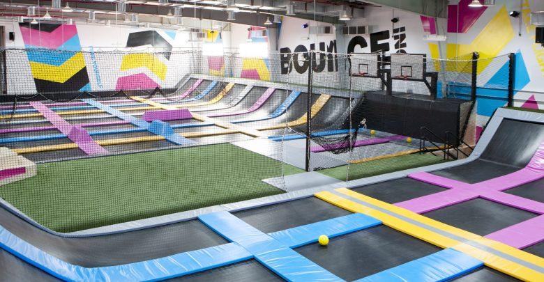 افتتاح صالة باونس المخصصة للسيدات في الرياض