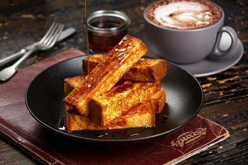 قائمة الفطور الجديد من مطعم بليز برجرز