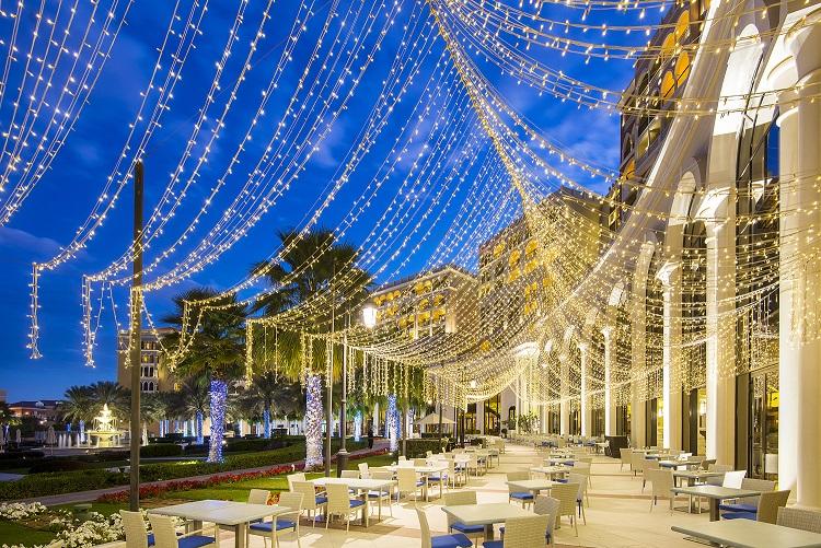 فندق ريتز كارلتون أبوظبي غراند كنال