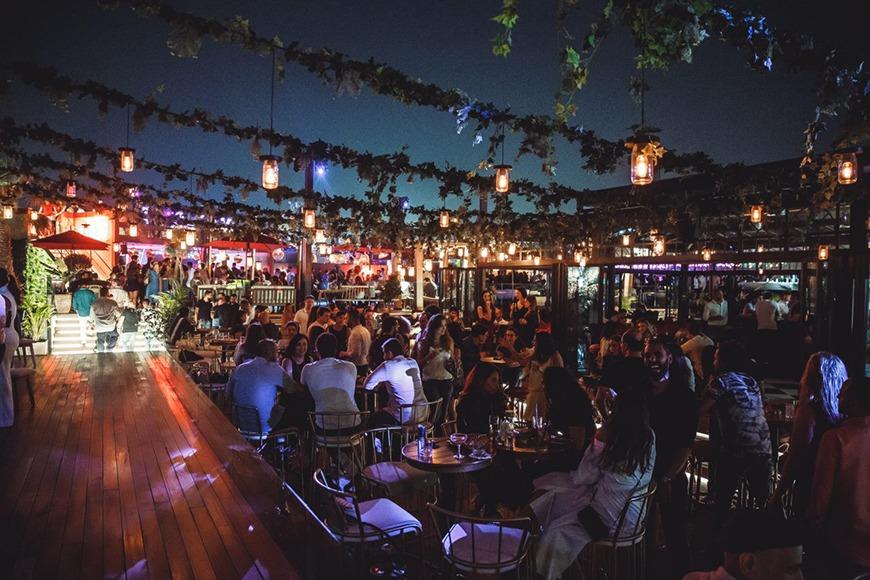 عروض سوهو جاردن Soho Garden احتفالاً برأس السنة 2019