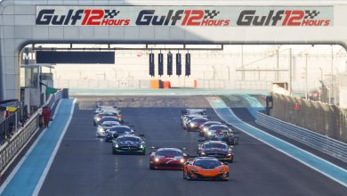 Photo of النسخة الثامنة من سباق الخليج 12 ساعة