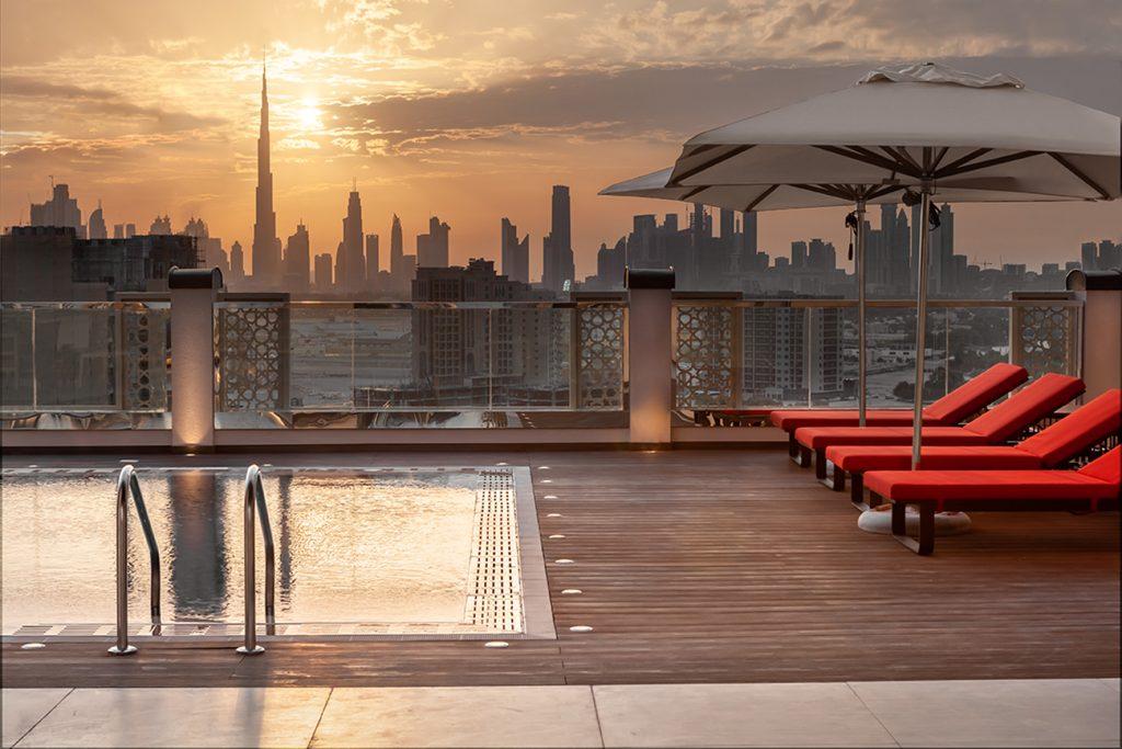 فندق جاردن إن دبي قرية الجداف الثقافية
