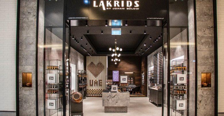 متجر لاكريدز في دبي مول