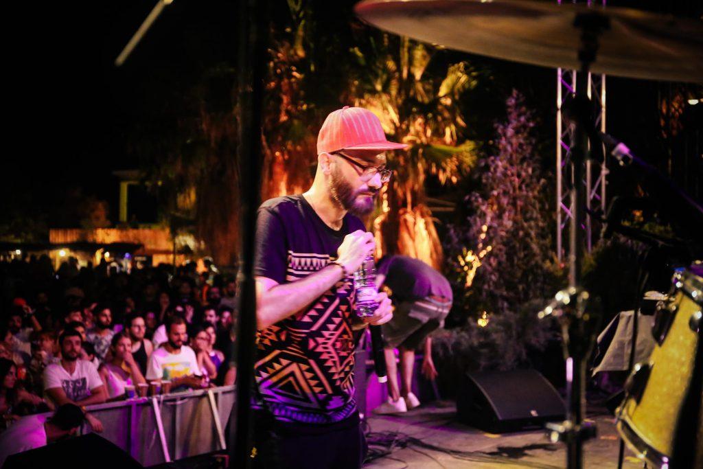 ليلة موسيقى الهيب هوب من مهرجان وصلة الموسيقي