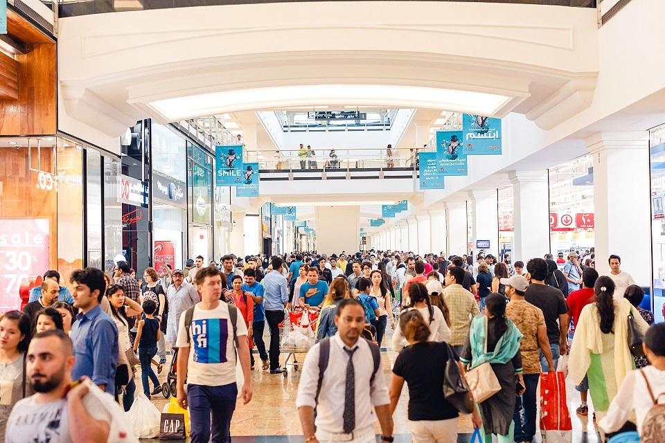 مراكز تسوق ماجد الفطيم في دبي