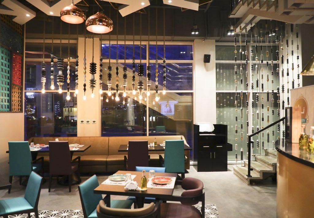 افتتاح مطعم نار في موتور سيتي بدبي