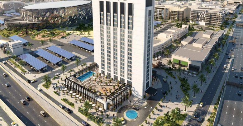 افتتاح فندق روڤ سيتي ووك