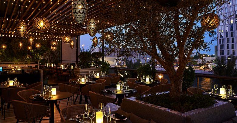 مطعم رؤيا دبي