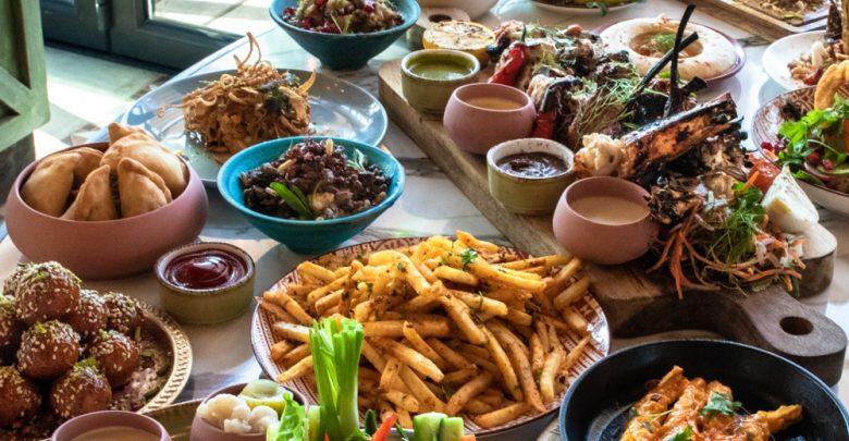 قائمة طعام سكة كافيه خلال رأس السنة الجديدة