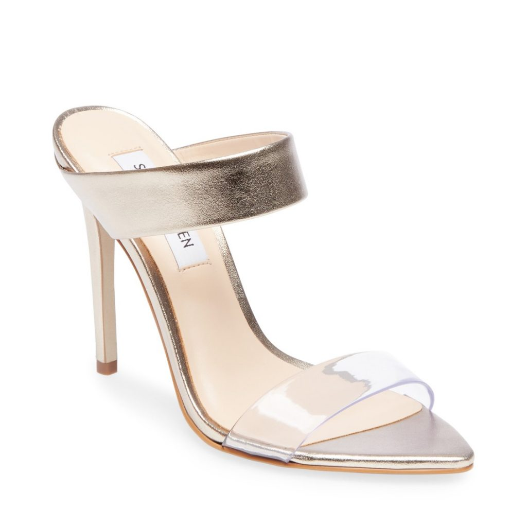 تشكيلة ستيف مادن للأحذية الشفافة