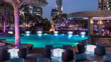 صورة حفلة فُل مون وايت في فندق شانغريلا دبي
