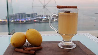 Photo of مشروبات بيور سكاي لاونج الاحتفالية بموسم الأعياد