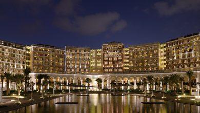 صورة احتفالات رأس السنة في فندق ريتز كارلتون أبوظبي جراند كانال