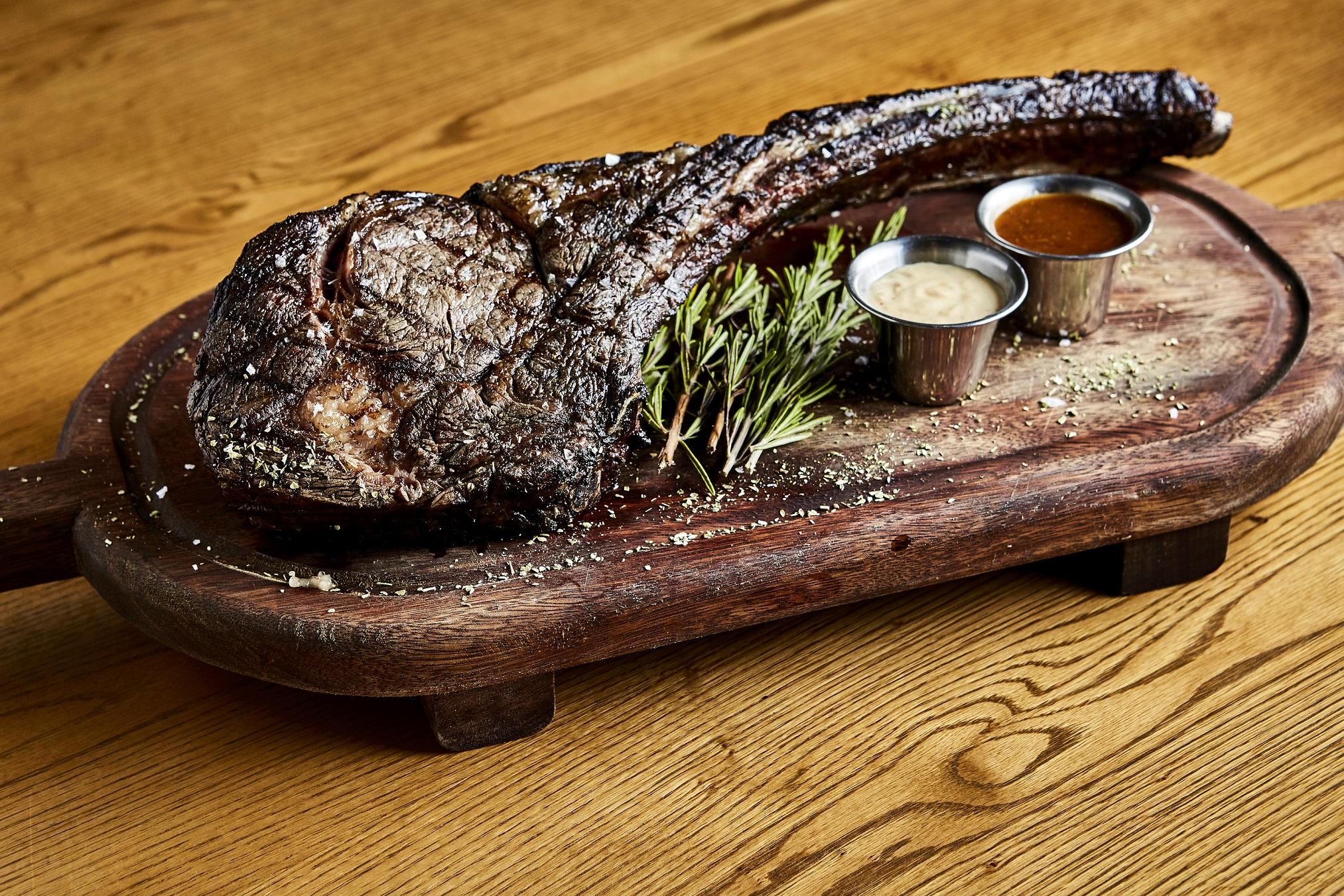 مطعم بوتشا ستيك هاوس أند غريل