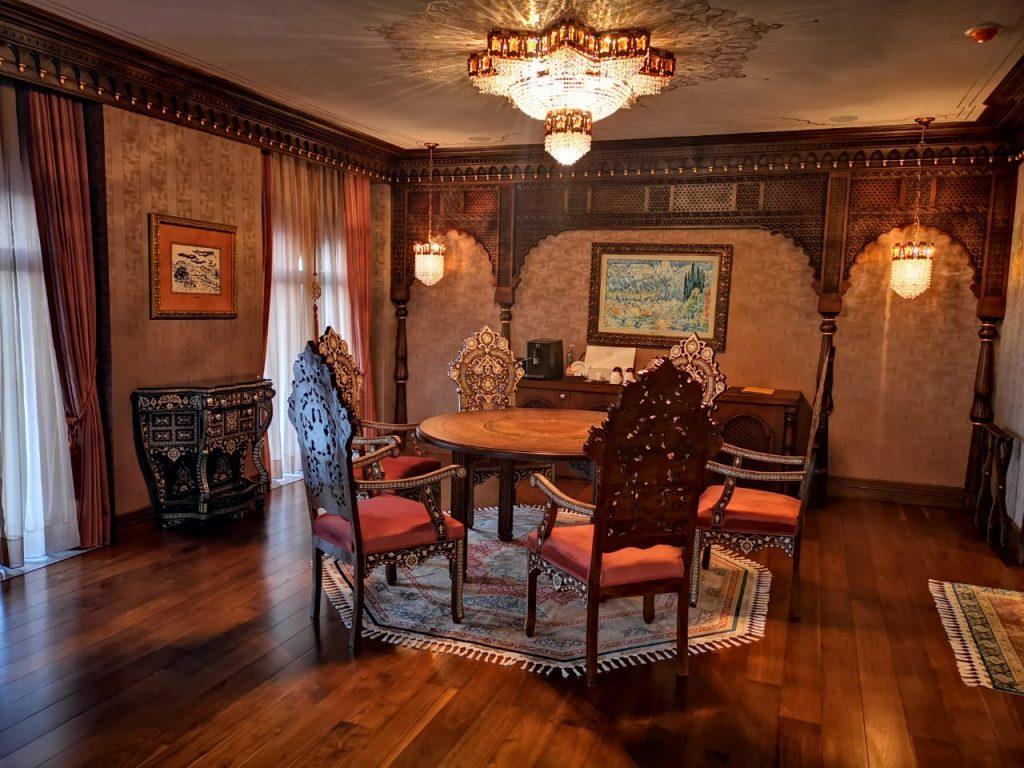 فندق عجوة السلطان أحمد
