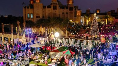 Photo of 8 طرق ممتعة للاحتفال بالكريسماس في دبي