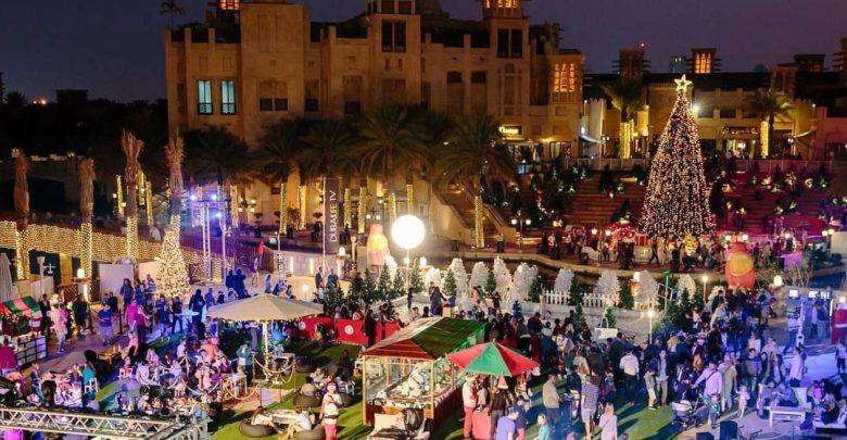 8 طرق ممتعة للاحتفال بالكريسماس في دبي