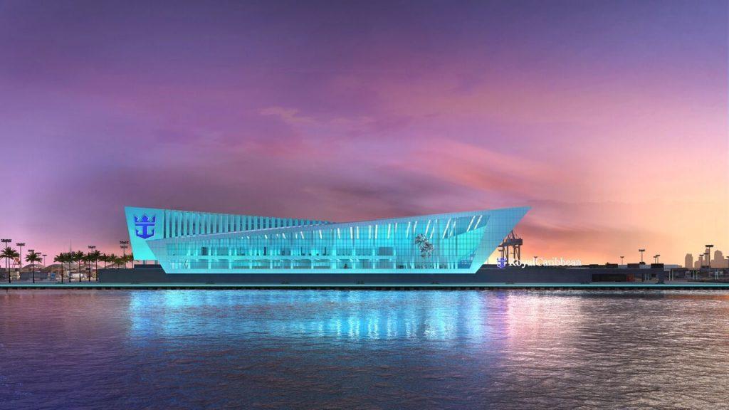افتتاح محطة بحرية سياحية جديدة لرويال كاريبيان