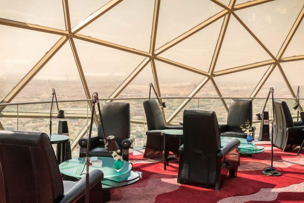 استراحة عسير في فندق فندق الفيصلية الرياض