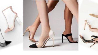 Photo of تشكيلة ستيف مادن للأحذية الشفافة