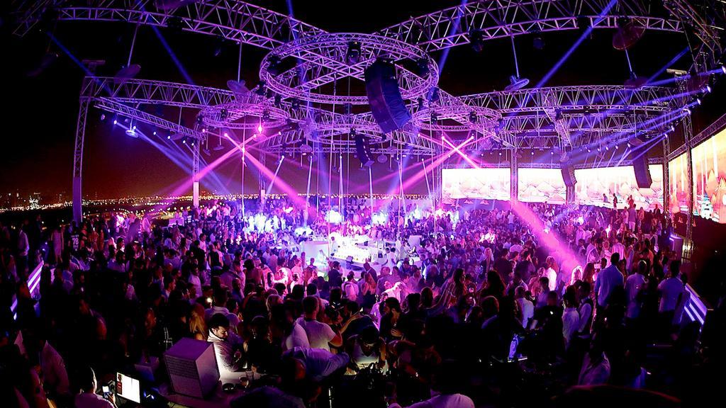 ليلة مجانية لموسيقى الهيب هوب في وايت دبي