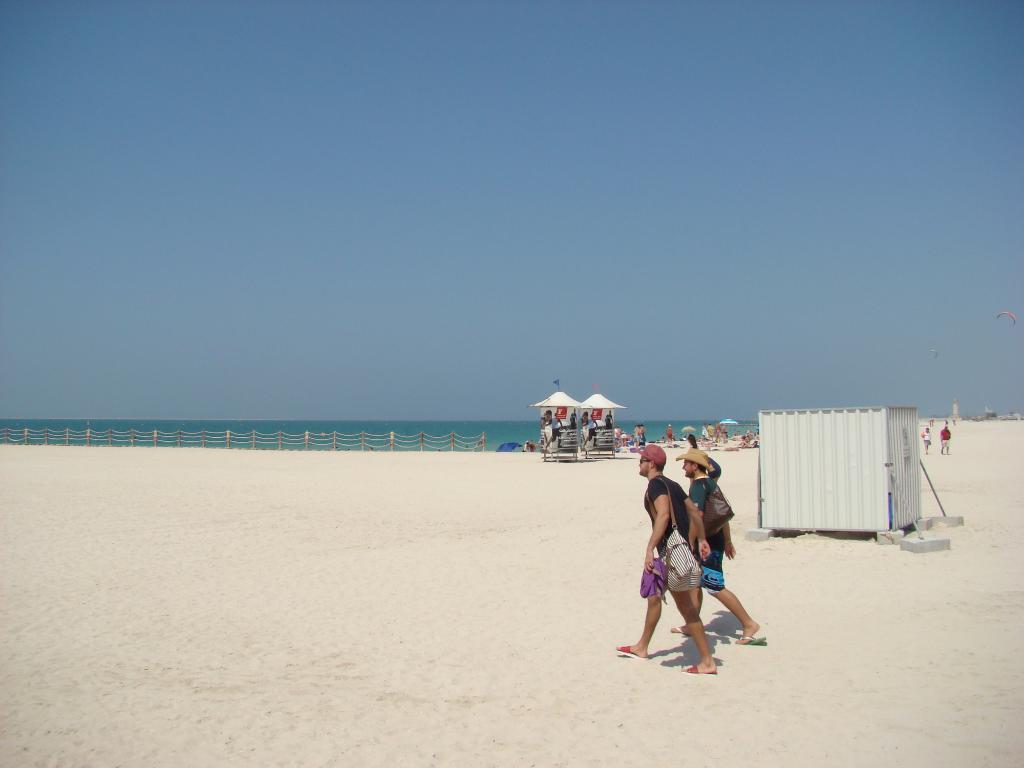 مضمار الجري في شاطئ كايت