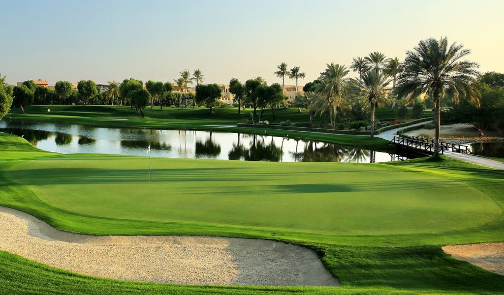 نادي الإمارات للجولف