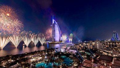 Photo of أفضل الوجهات لمشاهدة الألعاب النارية في دبي خلال رأس السنة