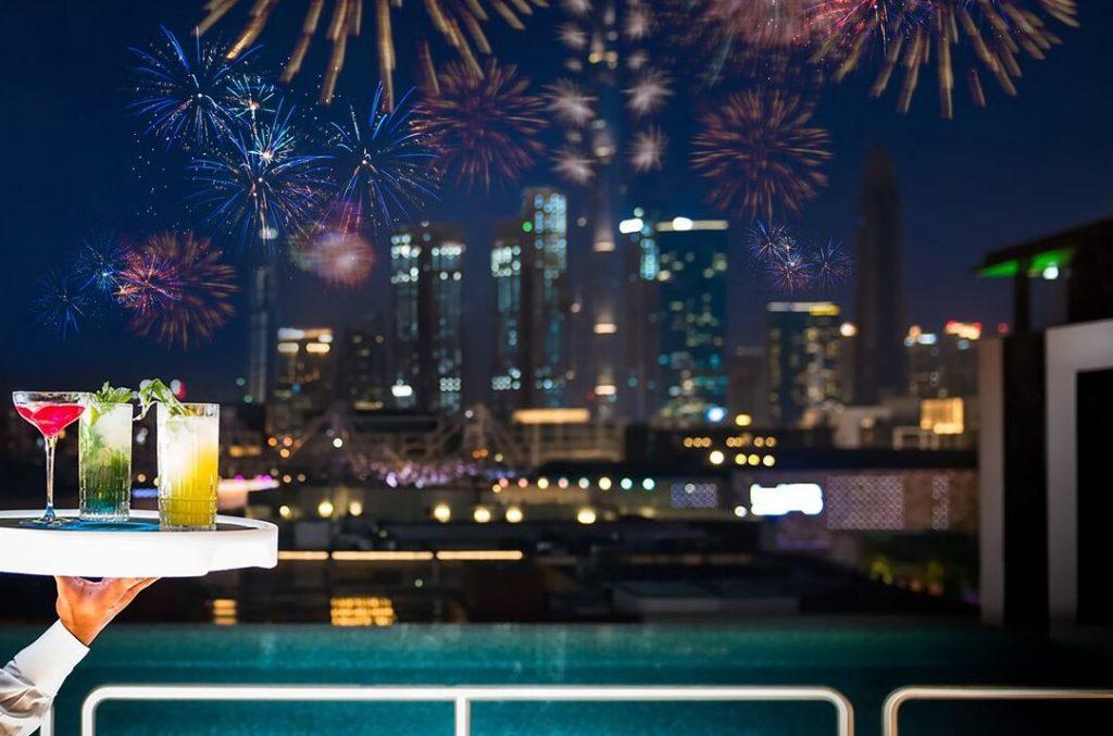 احتفالات الأعياد ورأس السنة من فندق وأجنحة لافيل سيتي ووك