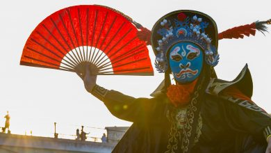 Photo of احتفالات السنة الصينية الجديدة في دبي باركس آند ريزورتس