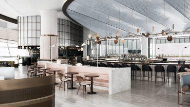 صورة افتتاح مطعم ذا لوفت في دبي أوبرا