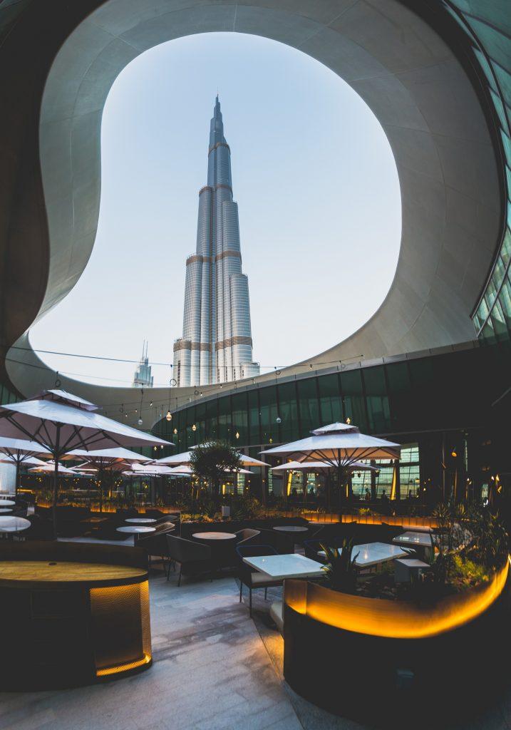 مطعم ذا لوفت في دبي أوبرا