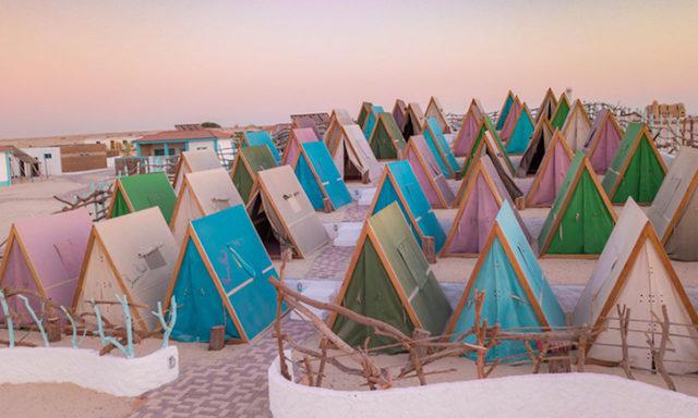 شاطئ بانان في جبل علي ، دبي Banan Beach in Jebel Ali, Dubai