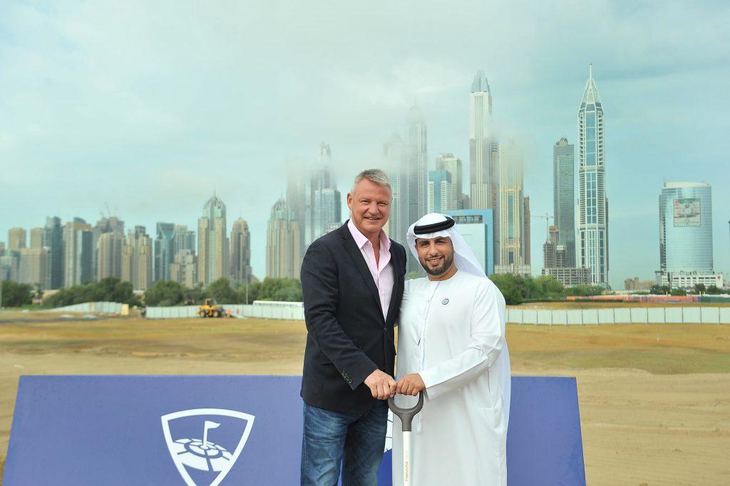 مشروع توب جولف في دبي