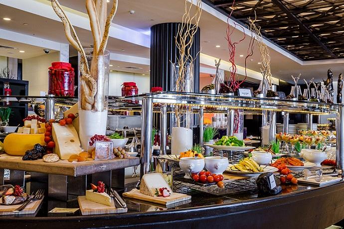 عروض مطاعم فندق سوفيتل أبوظبي