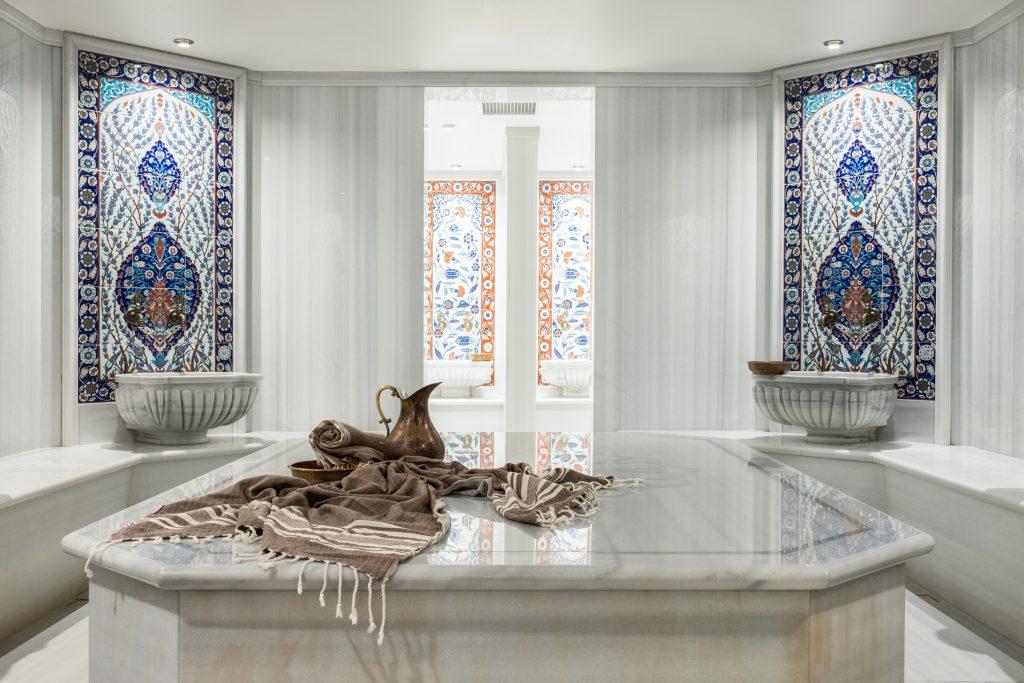 منتجع عافية الصحي في فندق عجوة سلطان أحمد